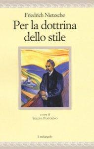 Copertina di 'Per la dottrina dello stile'