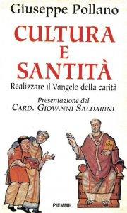Copertina di 'Cultura e santità'