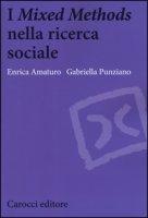 I «Mixed Methods» nella ricerca sociale - Amaturo Enrica, Punziano Gabriella