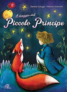 Copertina di 'Il viaggio del Piccolo Principe - SPARTITO'