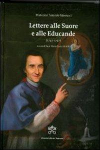 Copertina di 'Lettere alle suore e alle educande'