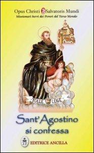 Copertina di 'Sant'Agostino si confessa'