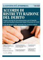Accordi di ristrutturazione del debito - Alessandro Pais,  Francesco Scutiero,  Giuseppe Acciaro