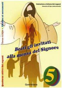 Copertina di 'Beati gli invitati alla mensa del Signore'