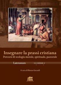 Copertina di 'Lo statuto epistemologico della dottrina sociale della Chiesa e il suo insegnamento.'