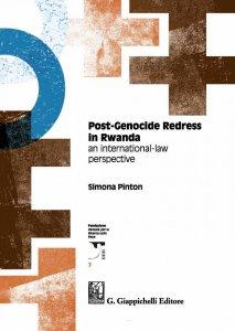 Copertina di 'Post-Genocide Redress in Rwanda'