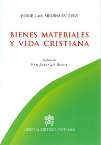 Copertina di 'Bienes materiales y vida cristiana'