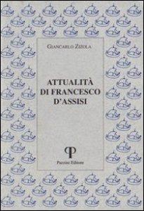 Copertina di 'Attualità di Francesco d'Assisi'