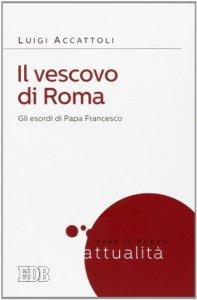 Copertina di 'Il Vescovo di Roma'