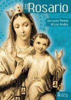 Il rosario con santa Teresa di Los Andes