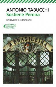 Copertina di 'Sostiene Pereira. Una testimonianza'
