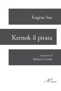 Copertina di 'Kernok il pirata'