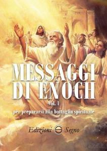 Copertina di 'Messaggi di Enoch. Volume 1'