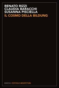 Copertina di 'Il cosmo della bildung'