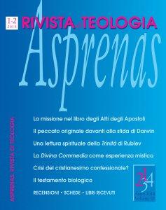Copertina di 'Asprenas n. 1-2/2018'