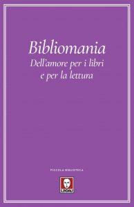 Copertina di 'Bibliomania'