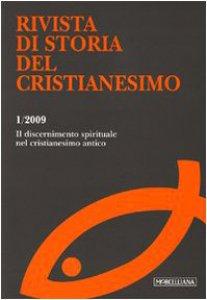 Copertina di 'Rivista di storia del cristianesimo (2009)'