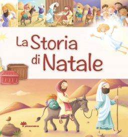 Copertina di 'La storia di Natale'