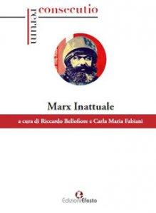 Copertina di 'Marx inattuale'