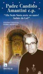 Copertina di 'Padre Candido Amantini c.p. «Alla Scala Santa avete un santo! Andate da lui!»'