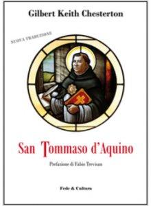 Copertina di 'San Tommaso d'Aquino'