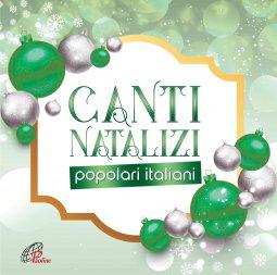 Copertina di 'Canti natalizi popolari italiani'