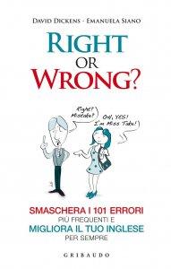 Copertina di 'Right or Wrong?'