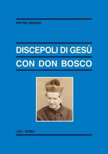 Copertina di 'Discepoli di Gesù con don Bosco'