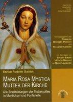 Maria Rosa Mystica, Mutter der Kirche. - Enrico Rodolfo Galbiati