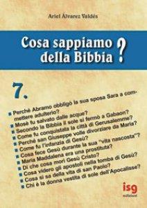 Copertina di 'Cosa sappiamo della Bibbia? [vol_7]'