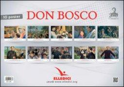 Copertina di '10 poster Don Bosco'