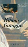 Bibbia e famiglia - Giavini Giovanni, Corbetta Maurizio