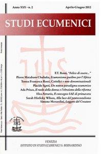 Studi Ecumenici -  2012 n.02