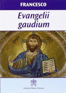 Copertina di 'Evangelii gaudium'