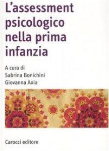 Copertina di 'L' assessment psicologico nella prima infanzia'