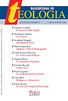 Rassegna di Teologia n. 1/2012