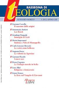 Copertina di 'Rassegna di Teologia n. 1/2012'