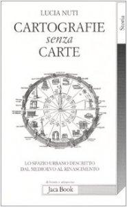 Copertina di 'Cartografie senza carte'