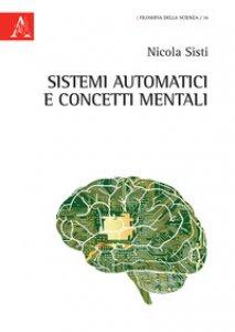 Copertina di 'Sistemi automatici e concetti mentali'
