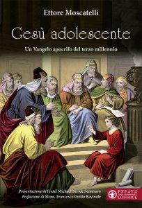 Copertina di 'Gesù adolescente'