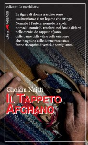 Copertina di 'Il tappeto afghano'
