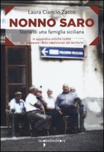 Copertina di 'Nonno Saro. Storia di una famiglia siciliana'