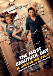Copertina di 'The most beautiful day - Il giorno più bello'