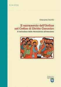 Copertina di 'Il sacramento dell'Ordine nel Codice di Diritto Canonico'