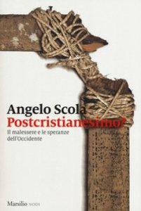 Copertina di 'Postcristianesimo?'