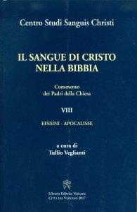 Copertina di 'Il sangue di Cristo nella Bibbia'