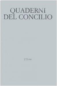 Copertina di 'Quaderni del Concilio'