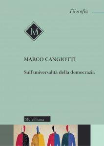 Copertina di 'Sull'universalità della democrazia'