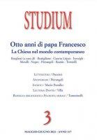 Studium (2021) vol.3. Otto anni di papa Francesco - Arcidiocesi di Milano