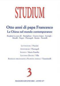 Copertina di 'Studium (2021) vol.3. Otto anni di papa Francesco'
